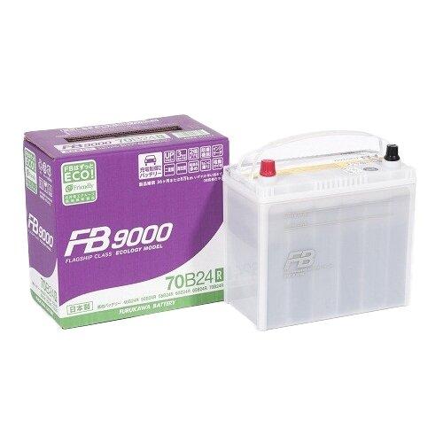 Автомобильный аккумулятор Furukawa Battery FB9000 70B24R