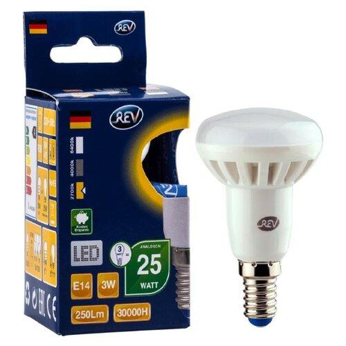 Лампа светодиодная REV 32361 7, E14, R39, 3Вт eglo 32361 page 7