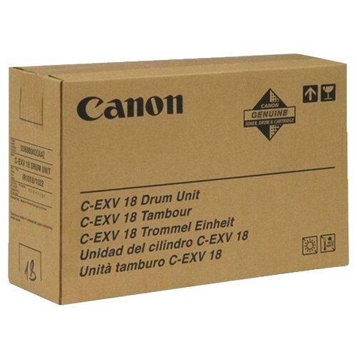 Фото - Фотобарабан Canon C-EXV 18 (0388B002) фотобарабан canon c exv 3 6648a003