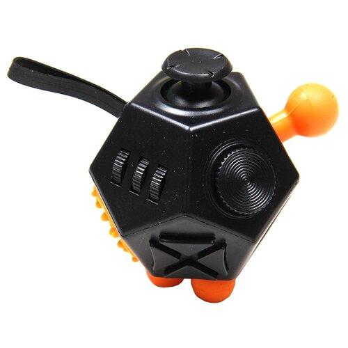 Купить Fidget cube kari K6186 черный, Игрушки-антистресс