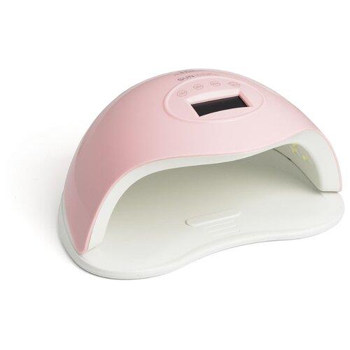 Лампа LED-UV TNL Professional Sun, 72 Вт розовая