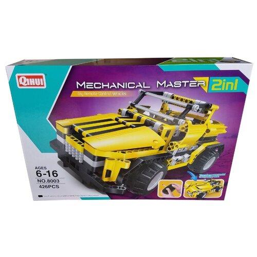 Купить Электромеханический конструктор QiHui Mechanical Master 8003 Мощный поток, Конструкторы