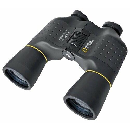 Фото - Бинокль National Geographic 10x50 черный бинокль bresser national geographic 7x50