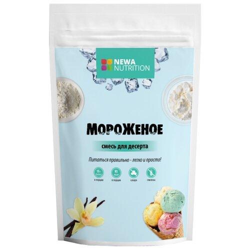Фото - Смесь для мороженого NEWA Nutrition Мороженое с высоким содержанием белка 200 г смесь для десерта newa nutrition пудинг шоколадный вкус 150 г