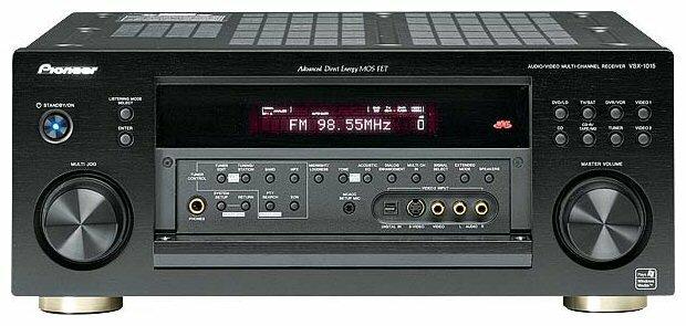 AV-ресивер Pioneer VSX-1015