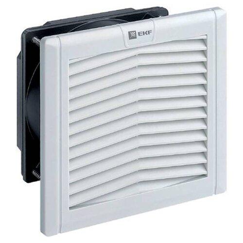Вентиляторный модуль EKF FAN433F белый/черный