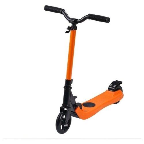 Детский электросамокат xDevice KidRock 100W, оранжевый