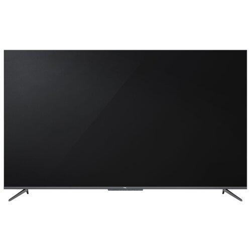 Фото - Телевизор TCL 43P717 42.5 (2020) черный/серый qled телевизор tcl 55c717