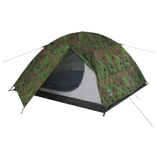 Палатка Jungle Camp Alaska 2 камуфляж цена 2017