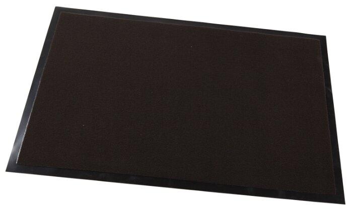 Придверный коврик RemiLing Ekspo, размер: 1.5х0.9 м, черный