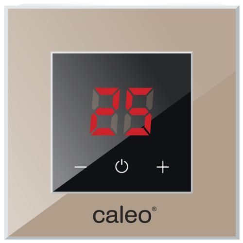 Фото - Терморегулятор Caleo Nova кофейный терморегулятор caleo 620 белый