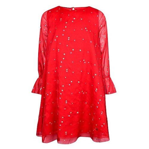 Платье Christian Dior размер 116, красный