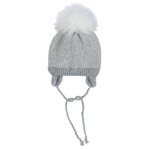 Шапка Chicco размер 004, серый шапка chicco размер 004 белый