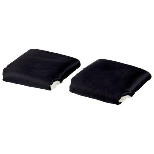 Купить Карапуз Муфта 2681/2629/2636/2612 черный, Аксессуары для колясок и автокресел