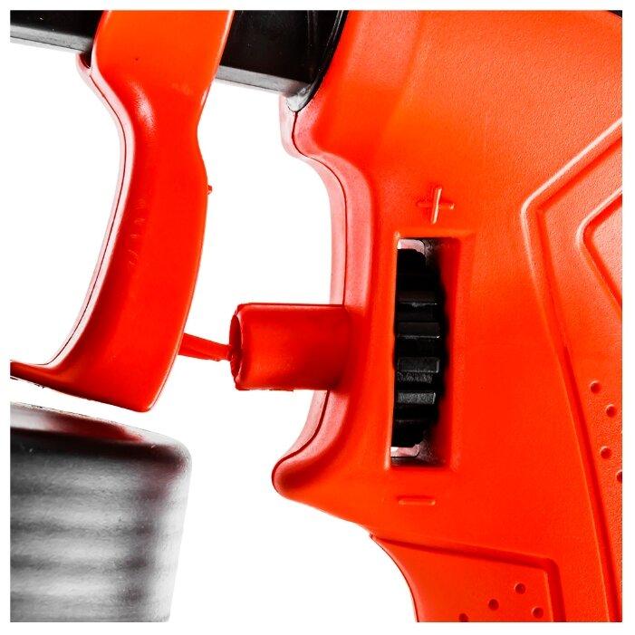 Сетевой краскопульт Quattro Elementi Maestro W-600 247-187