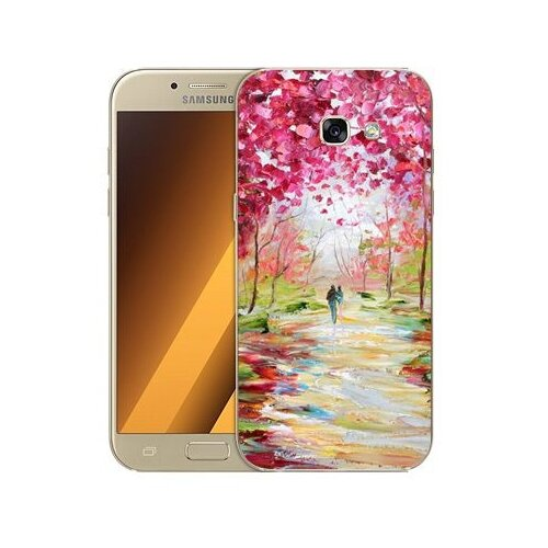 Чехол Gosso 506144 для Samsung Galaxy A5 (2017) весенняя роща чехол для samsung galaxy a5 2017 130816