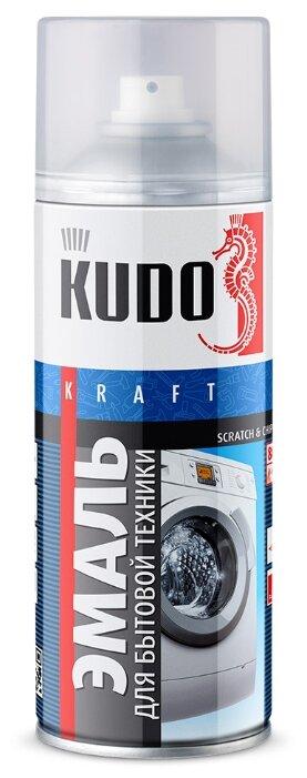Эмаль KUDO для бытовой техники
