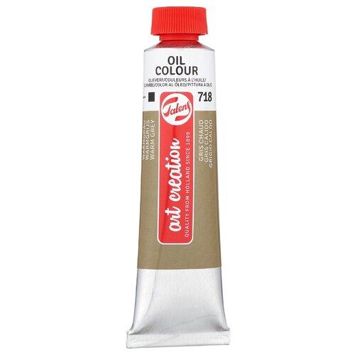 Купить Royal Talens Краска масляная Art Creation 40мл №718 Серый теплый, Краски