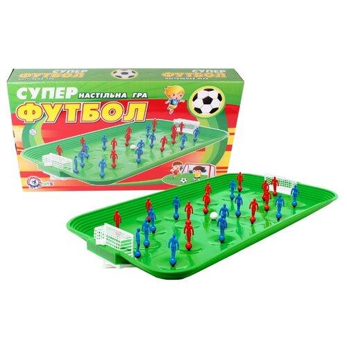 ТехноК СуперФутбол (Т0946) набор bondibon суперфутбол вв2873