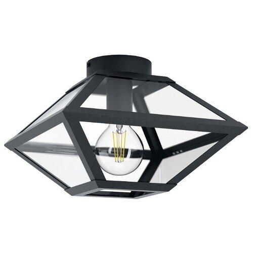 Светильник Eglo Casefabre 98355, E27, 60 Вт светильник eglo kirkcolm 43112 e27 60 вт