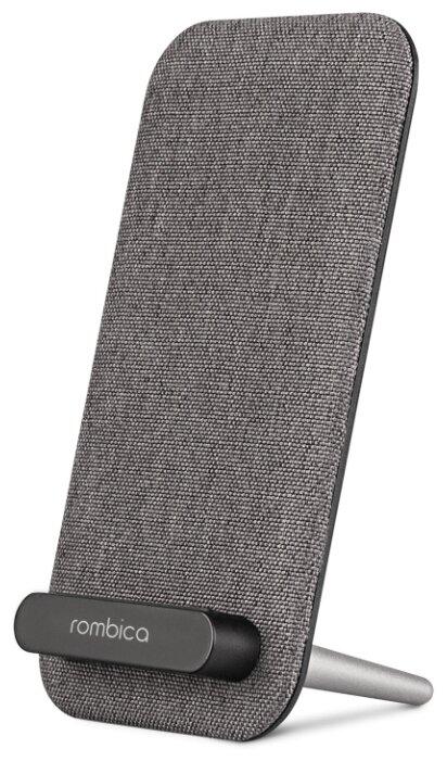 Беспроводная сетевая зарядка Rombica NEO Q17 Quick, серый фото 1