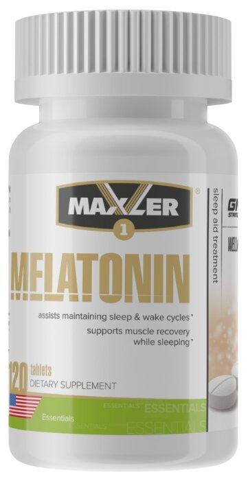 Мелатонин Maxler Melatonin (120 таблеток)