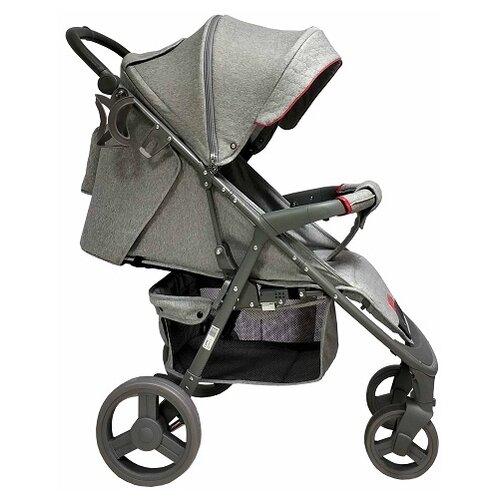 Прогулочная коляска Infinity Capri серый