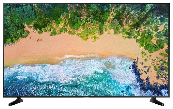 """Телевизор Samsung UE43NU7090U 43"""" (2018) — цены на Яндекс.Маркете"""