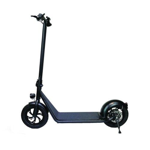 Электросамокат iconBIT Kick Scooter Trident 120 черный недорого