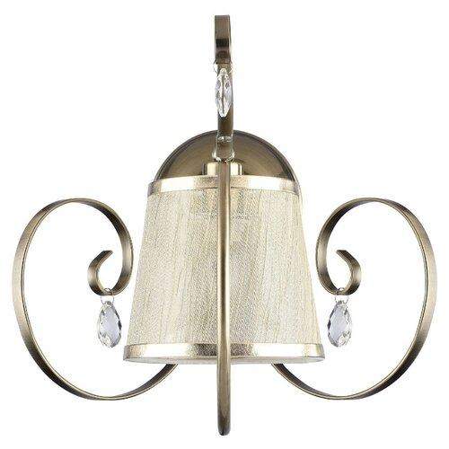 цена на Настенный светильник FREYA Simone FR2020-WL-01-BZ, 40 Вт