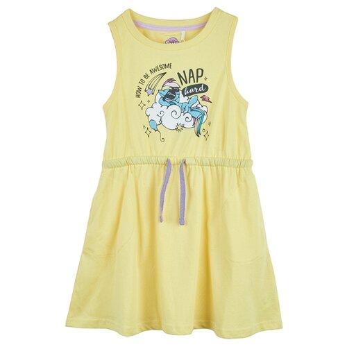 Сарафан kari MY LITTLE PONY размер 4-5, желтыйПлатья и сарафаны<br>