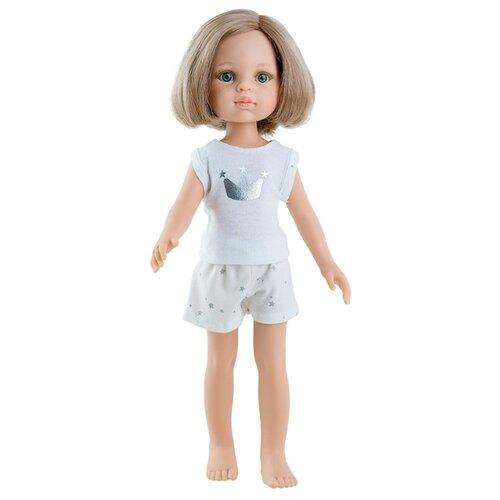 Купить Кукла Paola Reina Карла в пижаме 32 см, 13202, Куклы и пупсы