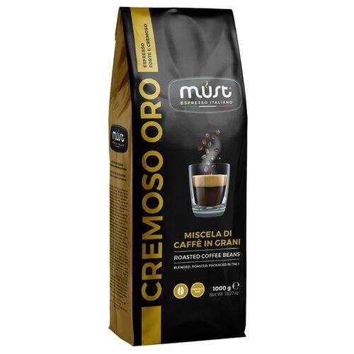 Кофе в зернах Must Cremoso Oro, 1 кг