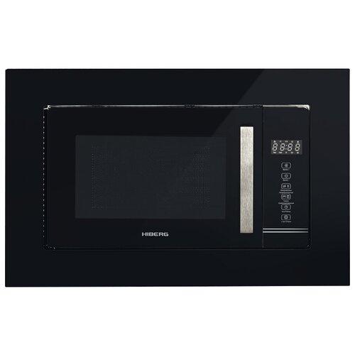 Микроволновая печь встраиваемая HIBERG VМ 6502 B встраиваемая микроволновая печь midea mi9251rgi b