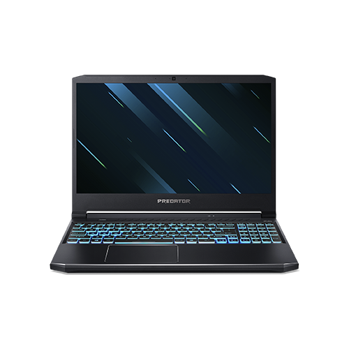 "Ноутбук Acer Predator Helios 300 PH315-53 (/15.6""/1920x1080) (/15.6""/1920x1080)-71BC (Intel Core i7 10750H 2600MHz/15.6""/1920x1080/16GB/512GB SSD/NVIDIA GeForce GTX 1650 Ti 4GB/Без ОС) NH.Q7WER.001 черный"