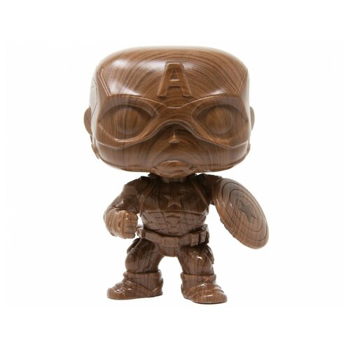 Фигурка Funko POP! Marvel Captain America (WD) (Exc) 45048 фигурка funko pop captain marvel мария рамбо 37585
