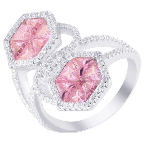 ELEMENT47 Кольцо из серебра 925 пробы с кубическим цирконием ARS100833W_KO_004_WG, размер 16.75- преимущества, отзывы, как заказать товар за 6864 руб. Бренд ELEMENT47