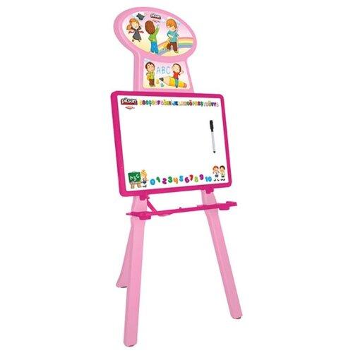 Купить Доска для рисования детская pilsan Handy (03-428) розовый, Доски и мольберты