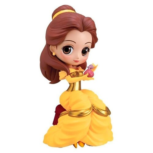Купить Фигурка Q Posket Perfumagic Disney Character: Beauty And The Beast – Princess Belle Version A, Banpresto, Игровые наборы и фигурки