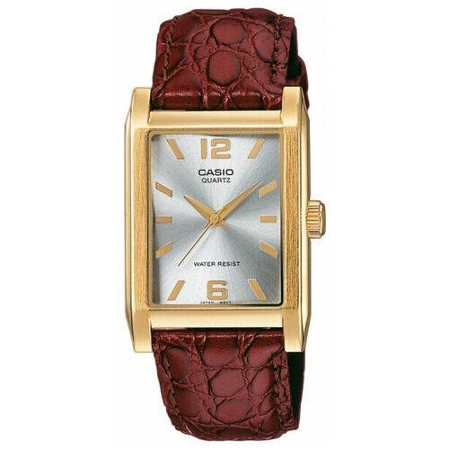 Наручные часы CASIO MTP-1235GL-7A casio часы casio mtp e307l 7a коллекция analog