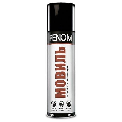 Антикор FENOM FN414 0.34 л баллончик коричневый