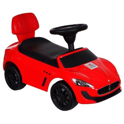 Каталка-толокар Chi lok BO Maserati (353) со звуковыми эффектами красный каталка толокар barty mercedes benz z332 со звуковыми эффектами красный
