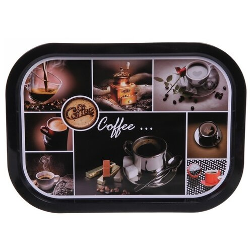 Поднос Florento 761-146 кофе