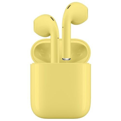 Беспроводные наушники TFN AirJam, yellow беспроводные наушники tfn boost white