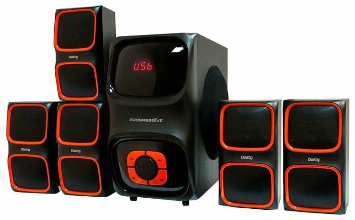 Компьютерная акустика Dialog AP-555 — цены на Яндекс.Маркете