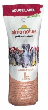 Корм для собак Almo Nature Rouge Label лосось 9.5 кг (для крупных пород)