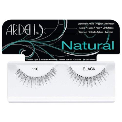 Ardell накладные ресницы Natural Fashion Lash 110 black недорого