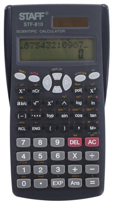 Калькулятор научный STAFF STF-810