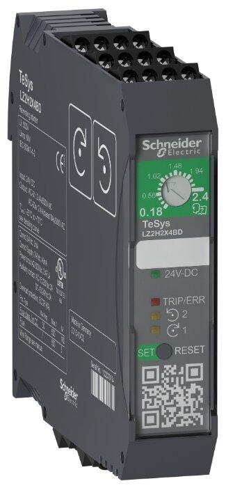 Комбинированный пускатель электродвигателя Schneider Electric LZ2H2X4FU