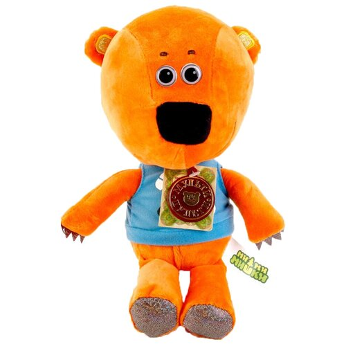Мягкая игрушка Мульти-Пульти Ми-ми-мишки Медвежонок Кеша 25 см в пакете игрушка мягкая мульти пульти ми ми мишки медвежонок кеша 25 см музыкальный